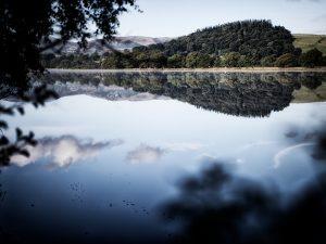 Lake Bala in Wales