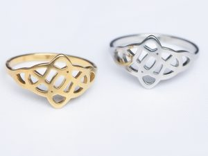 Ring Keltischer Knoten